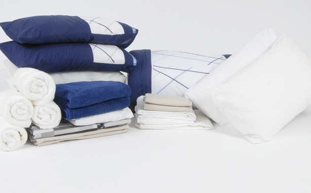 Single Bed Linen Pack (basic) Per Week From