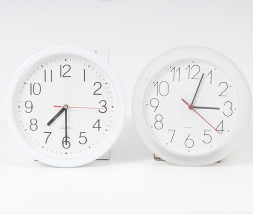 Wall Clock Per Week From