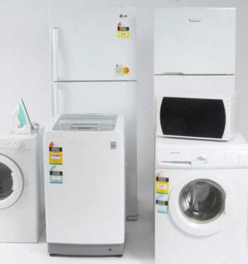 Academy Appliance Rentals - Assorted White goods