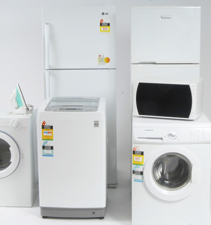 Academy Appliance Rentals - Assorted White goods
