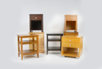 Academy Appliance Rentals - a selection of bed side tables