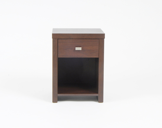 One drawer bed side table corporate