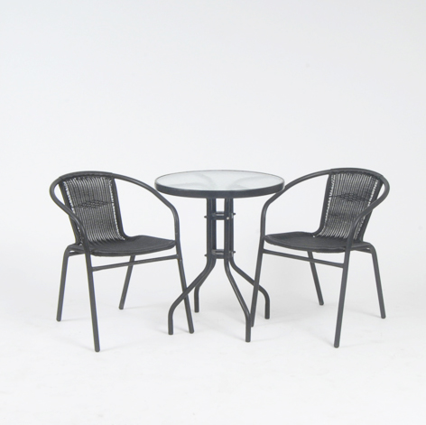 Outdoor Setting 3 Piece Per Week From