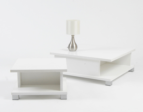 Academy Appliance Rentals - Coffee table corporate with side table