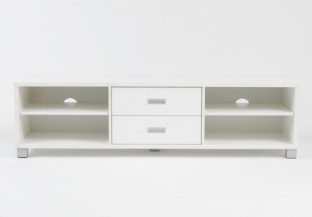 TV Stand white large