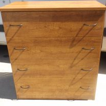 RENTAL CHEST OF DRAWERS
