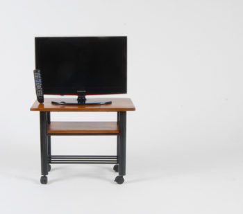 Academy Appliance Rentals - Basic TV stand and 66cm TV
