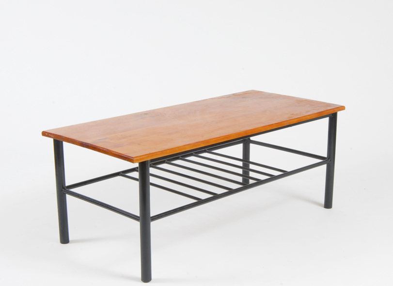 Academy Appliance Rentals - timber coffee table