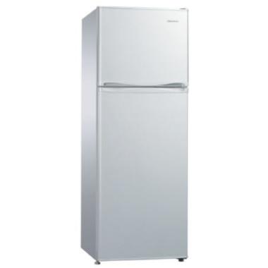 2 Door Fridge & Freezer 300L
