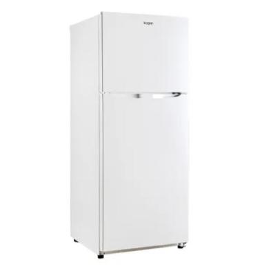 2 Door Fridge & Freezer 400L