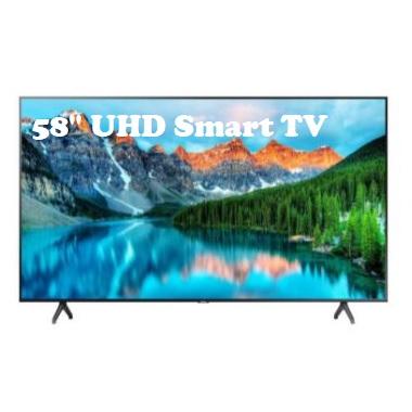 58″ Ultra High Definition Smart TV