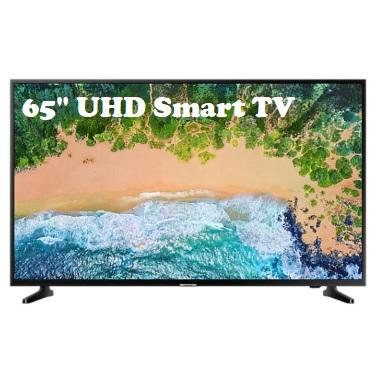 65″ Ultra High Definition Smart TV