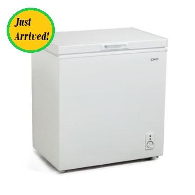 Chest Freezer 142L – New Stock!